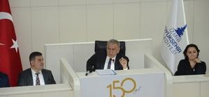 """Başkan Kocaoğlu: """"İZBAN'da grev sürecini TCDD yürütecek"""""""