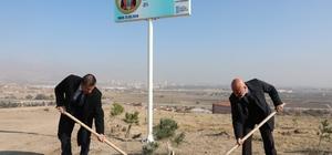 Kocasinan'da Şehit Savcı Kiraz adına hatıra ormanı