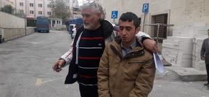 Mübaşire kafa atan genç tutuklandı
