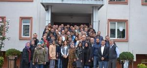 Başkan Demirtaş'a çalışanlardan tam destek