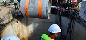 """Adana'da su baskınları mikro tünelle önlenecek Sözlü: """"Kazı işi olmadan, tabandan tünel açarak yağmur suyu şebekesini tamamlayacağız"""""""