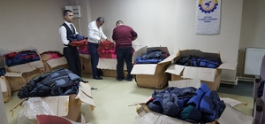 TATSO'dan 800 öğrenciye giyim yardımı desteği