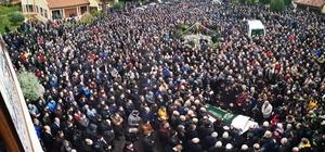Sendika üyeleri, öldürülen başkanları Karacan'a veda etti Abdullah Karacan Lastik İş Sendikası Sosyal Tesisleri'nde tören düzenlendi Uğurlama töreninde yakınları Karacan'ı yalnız bırakmadı