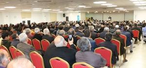 Yahyalı'da 'Yeniden Diriliş' adlı konferans düzenlendi