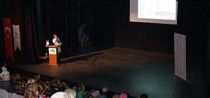 Çorlu'da diyabet semineri düzenlendi