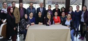 Ergene Belediyesinin düzenlediği kuaförlük kursu başladı