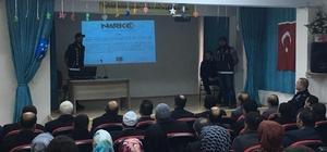Güroymak'ta 'Uyuşturucu ile Mücadele' semineri