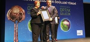 TREDAŞ'a Türkiye Kalite Kongresi'nde ödül