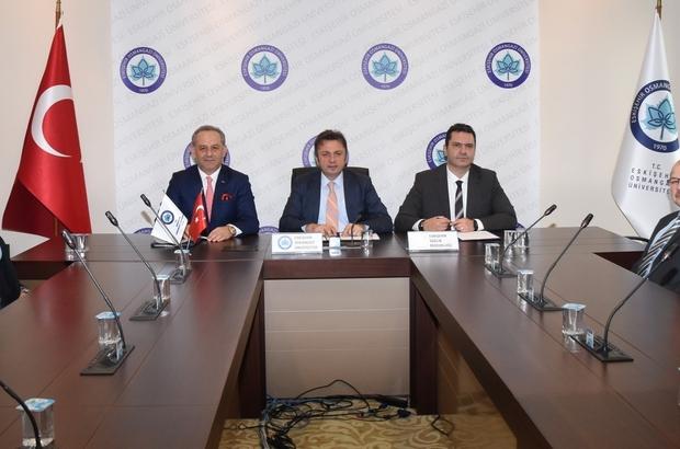 Türkiye'de bir ilk İmzalanan protokol ile Hippoterapi ülkemizde ilk kez kurumsal olarak uygulamaya konacak ESOGÜ ile Eskişehir İl Sağlık Müdürlüğü işbirliği yapacak