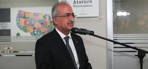 Atatürk Üniversitesi dil ve kültür anlamında bir ilke imza attı