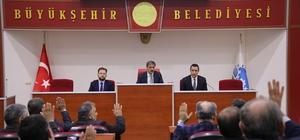 Büyükşehir'in 2019 bütçesi 1 milyar 296 milyon SASKİ olağan genel kurulu ikinci birleşimi gerçekleşti