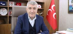 """MHP İl Başkanı Tok: """"Yerel seçimlerin çalışmasını, genel seçimlerle beraber yürüttük"""" MHP İl Başkanı Serkan Tok: """"Şimdiye kadar 75 kişi aday adaylığı başvurusunda bulundu"""""""