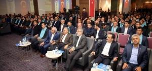 """Eğitim Bir Sen Kayseri Şubesi'nin 6. Olağan Genel Kurulu Başladı Başkan Aydın Kalkan: """"Emanete asla gölge düşürmeyeceğiz"""""""
