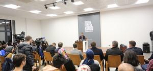 """Sofuoğlu'ndan sporda değişim projesi Milletvekili Sofuoğlu, 'Gençlerle Baş Başa Tecrübe Söyleşileri' programına katıldı Sofuoğlu: """"Uzun süredir üzerinde çalıştığım bir projeyi nasipse mecliste açıklayacağım"""""""