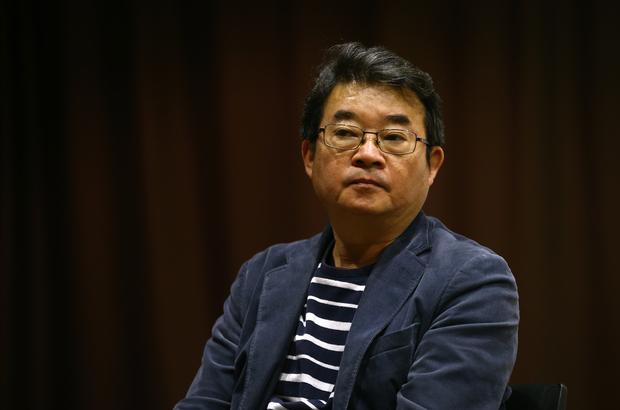 Güney Koreli şair Ankara'da edebiyatseverlerle buluştu