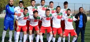 Recep Kırçıl 1. Amatör Küme B grubu 9.Hafta Talas Anayurtspor: 0 Yeşilhisar Belediyespor: 2