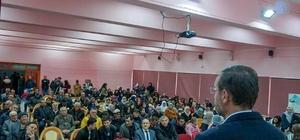 Kırka'da Mevlid-i Nebi kutlama programı