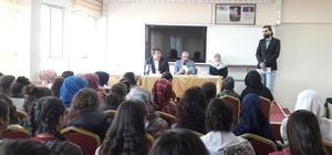 Mehmet Akif İnan Anadolu Lisesi'nde Mevlid Kandili programı