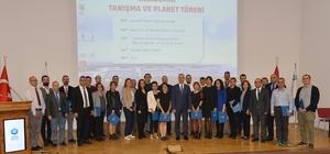 Adana BTÜ'de Akademik Tanışma Töreni Rektör Prof. Dr. Mehmet Tümay, kurumsallaşma yolunda çok önemli adımlar attıklarını belirtti