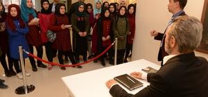 Öğrenciler 15 Temmuz müzesini gezdi