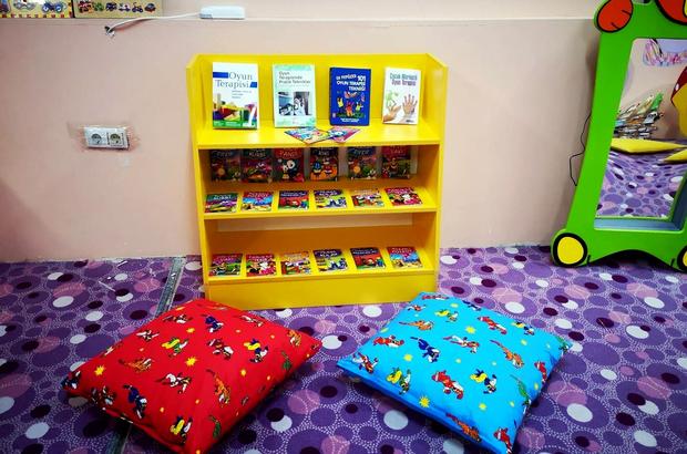 Oyun terapisiyle çocukların iç dünyalarına girecekler