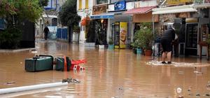 Bodrum'da sel mağdurlarına 250 bin liralık destek
