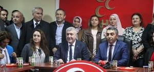 Hakan Kaya MHP'den büyükşehir belediye başkan aday adaylığını açıkladı