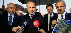 İzmir-İstanbul otoyolunun bir etabı daha aralıkta açılacak