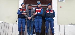 Jandarma 'çocuğun cinsel istismarı' aranan şahsı yakaladı
