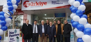 Akyazı'da İhlas mağazası açıldı