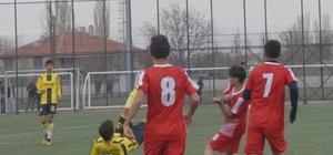 Kayseri 1. Amatör Küme U-19 Ligi Talasgücü Belediye-Gençlerbirliği: 2-0