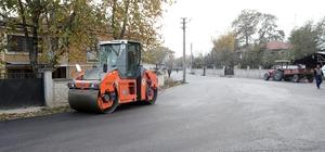 Karapürçek Yazılıgürgen'de yollar yenilendi