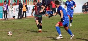 TFF 3. Lig: Diyarbekirspor: 1 - Ankara Adliyespor: 1