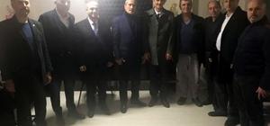 Milletvekili Dikbayır esnafın sorunlarını dinledi