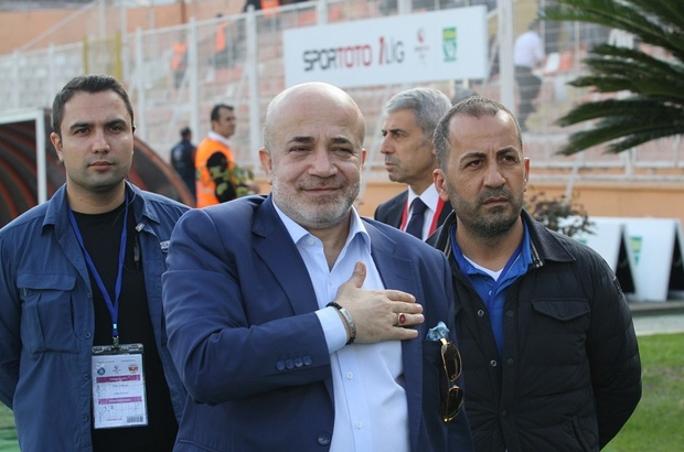 Demirspor'un kulüp başkanı Murat Sancak ile ilgili görsel sonucu