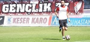 Elazığspor'da Emre Öztürk cezalı duruma düştü