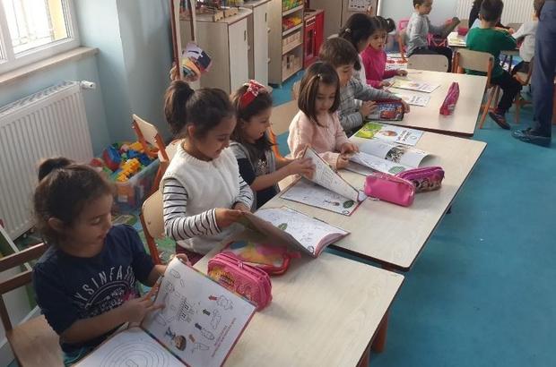 Geri Dönüşüm Bilinci Boyama Kitabı Ile Aşılanıyor Gaziantep Haberleri