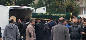 Oku yolundaki kazada ölen 2 öğrenci toprağa verildi Öğrencilerin cenazelerinde gözyaşları içinde defnedildi