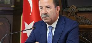 """Edirne Belediye Başkanı Gürkan: """"Süreci yönetiyoruz"""""""