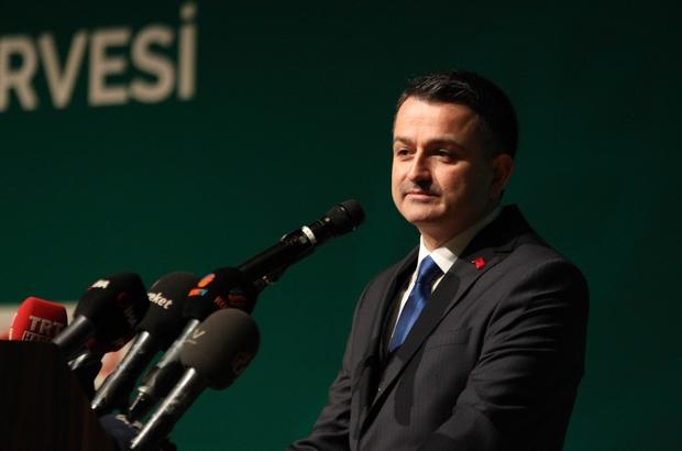 """Bakan Pakdemirli: """"Tarım savunma sanayinden daha önemli"""" Tarım ve Orman Bakanı Dr. Bekir Pakdemirli: """"Bugün itibariyle bir hesap yaptık 6 ay 1 sene daha Türkiye'nin ithalata ihtiyacı yok gibi gözüküyor"""""""