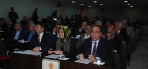 Adana Büyükşehir Belediye bütçesi 2 milyar 350 milyon lira Büyükşehir Belediyesi'nin Kasım ayı son toplantısında büyükşehir ile ilçe belediyelerinin 2019 yılı tahmini gelir-gider bütçesi oylandı
