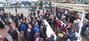 'Hamsi Festivali'nde 2,5 ton hamsi tüketildi