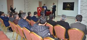 Milli Beka Hareketinin kuruluş amacı Bitlis'te anlatıldı