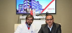 TSYD Konya Şubesi üyelerine MEDOVA'dan sağlık indirimi
