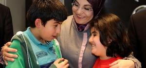 """Fatma Toru: """"Engellilerimiz de artık geleceğe umutla bakıyor"""""""