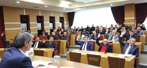 Serdivan'da yılın son meclisi toplandı
