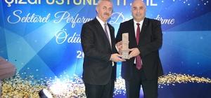Akıllı tarımın öncülerinden Hektaş'a performans ödülü