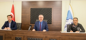Hacılar Belediye Meclisi Yılın Son Toplantısını Gerçekleştirdi