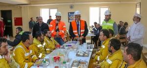 Başkan Öztürk 4 Aralık Madenciler Günü'nü kutladı