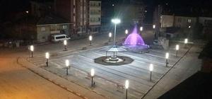 Altınyayla'nın çehresi değişti Sivas'ın Altınyayla ilçesi Altınyayla Belediyesi tarafından yapılan çalışmalar ile ilçenin çehresi değişti